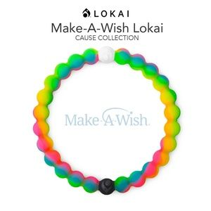 "Lokai Bracelet ""Make-A-Wish Cause"" 🌠🧚🏻‍♀️🧚🏾‍♀"